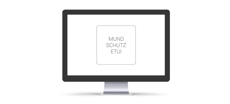 MUNDSCHUTZ ETUI