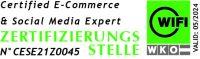 Certified E-Commerce and Social Media Expert
